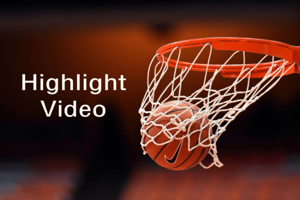 Hoops College Highlight Video