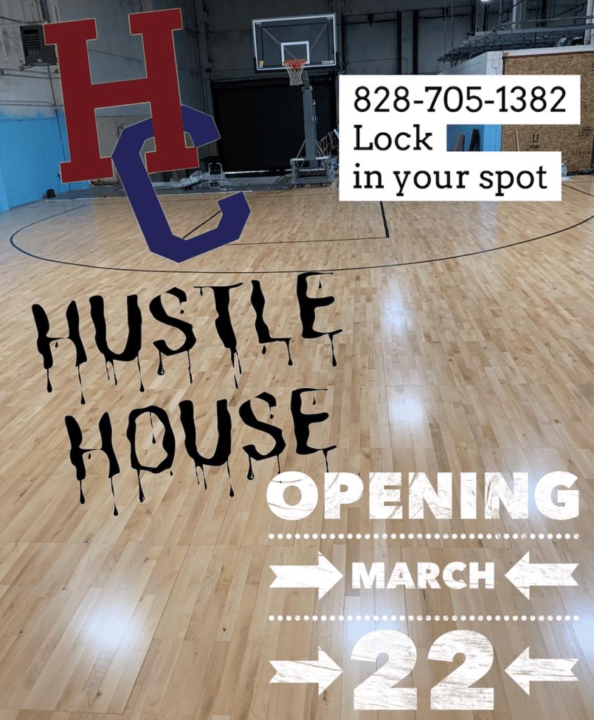 Hustle House is Open